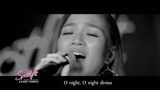 Maricris Garcia sings