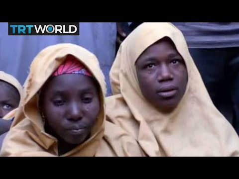 Xxx Mp4 Nigeria Kidnapping Boko Haram Releases 101 Dapchi Schoolgirls 3gp Sex