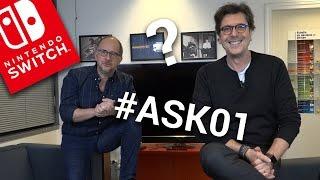 Nintendo Switch : on répond à vos questions ! #ASK01net