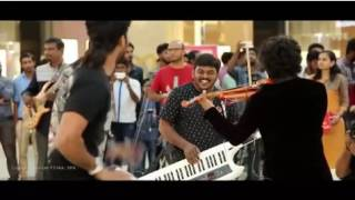 Instrumental Flash Mob First Time In India..!