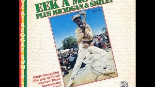 Eek A Mouse_Live At Reggae Sunsplash (Album) 1983