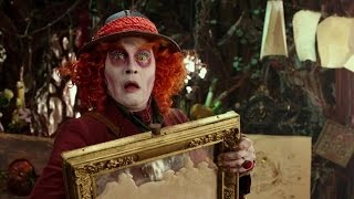 'Alice Through the Looking Glass' (2016) Poem Teaser Trailer HD
