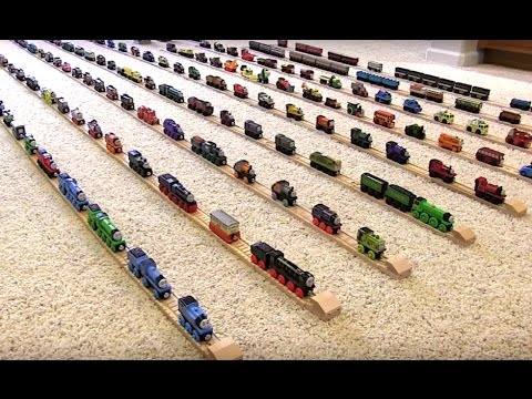 Thomas Wooden Railway Collection 6