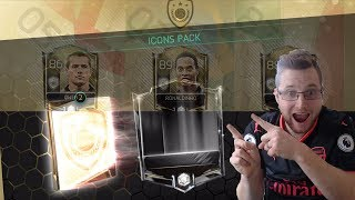 Icons Are in FIFA Mobile 18! FIFA Mobile Icons Bundle Plus Icon Michael Owen Gameplay! FIFA Football