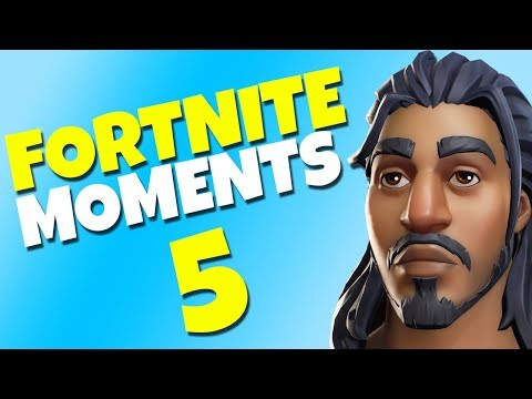 Fortnite Daily Funny and WTF Moments Ep. 5