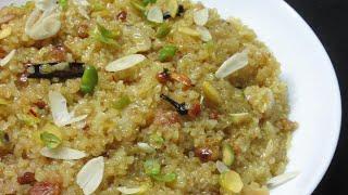 Fada Lapsi Recipe - Gujarati Fada Lapsee Recipe - Fada ni Lapsi - Special Indian Sweet for festival
