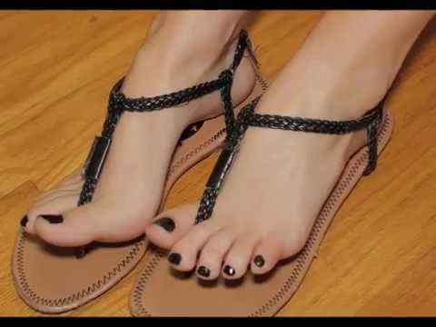 thong sandals top