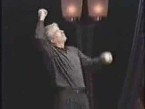 Chris Bliss Juggling Act - Beatles Song
