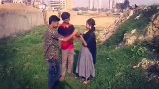 YouTube আমি সেই পাগল যে সুধু তোমার জন্য পাগল || Romantic Love Story