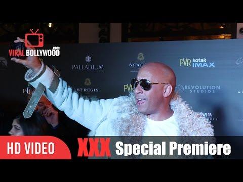 Xxx Mp4 XXX Special Premiere Vin Diesel Visit To India With Deepika Padukone XXX 2017 3gp Sex