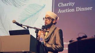 HD| BREATHTAKING RECITATION BY QARI HUSSAIN ANWAR AT CHARITY WEEK DINNER - LIVERPOOL