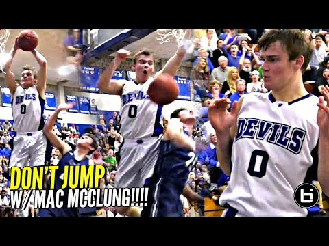 Xxx Mp4 DON T JUMP W MAC MCCLUNG LOSES His Mind AGAIN In 1st Playoff Game Catches ANOTHER BODY 3gp Sex