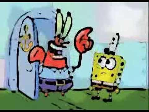 sponge bob square pants in the endless summer not speedy