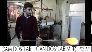 Cam Dostları Can Dostlarım - Halil İbrahim TAVUKÇU