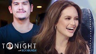 TWBA: Is there a romantic relationship between Baste Duterte and Ellen Adarna?