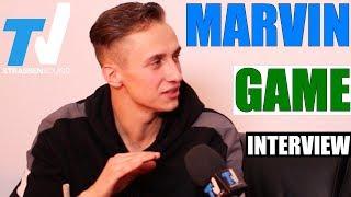 MARVIN GAME XXL Interview: Tour, Mauli, Cro, Hotbox, Razzia, Wasser, Immer Ready, Morten, AL Kareem
