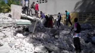Haiti Earthquake: LN college Catherine Flon