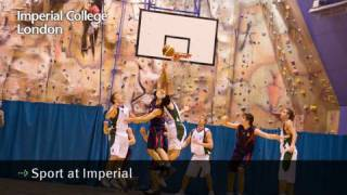 Sport at Imperial College London
