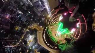 Night Adventures in Lan Kwai Fong (蘭桂坊)