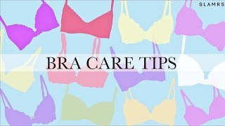 How To Properly Wash, Dry & Store Your Bras | Bra Care Tips