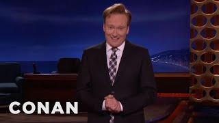 Conan On Russia's Olympic Ban & U.S. Presidential Win  - CONAN on TBS