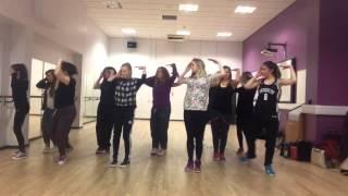 Beyoncé Yoncé Partition choreography by Inaudible street dance crew