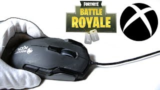 MOUSE ON CONSOLE (New Cheaper Adapter) XIM APEX Fortnite Battle Royale Xbox One X Gameplay