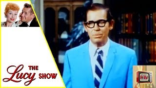 THE LUCY SHOW | Lucy Meets the Berles | S6E1