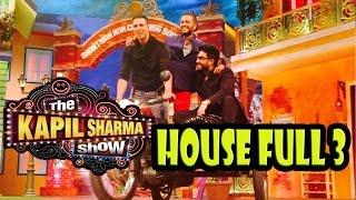 The Kapil Sharma Show - 10 May 2016 - House Full 3 - Akshay, Riteish, Abhishek & Chunky Pandey