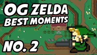 Zelda Old School Best Moments | No. 2 | LackAttack24, Thirwolf, Pilsworth_Prodigy
