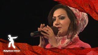 Khushbo Ahmadi sings Rozi Shabi Man from Aryana Sayeed