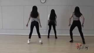 Redfoo - New Thang Choreograph Dance Cover
