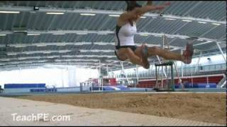 How to Improve your Long Jump Technique