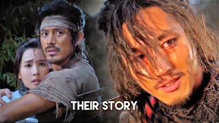 The Story of Daegil, Eonnyeon, & Song Taeha ✘ Time [Chuno/Slave Hunters]