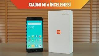 Xiaomi Mi6 akıllı telefon incelemesi