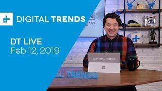 Digital Trends Live - 2.12.19 - Unpacking Samsung
