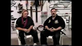 T.A.I. KARATE/KUNG FU/KENPO FOUNDER DAVID GERMAN INTERVIEW [OCT 30,2002]