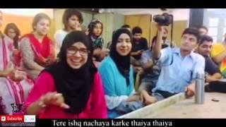 Teray Ishq nachaya Song Cover by Iqra Arif
