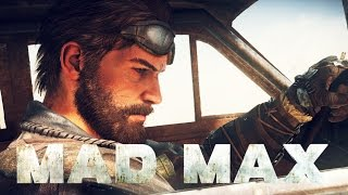 Mad Max All Cutscenes (Game Movie) Full Story 1080p HD