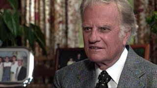 Billy Graham, in his own words, about facing death and the Lord