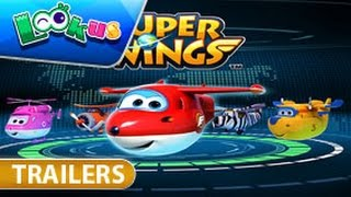 【Official】Super Wings _Trailer 03