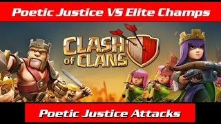 Poetic Justice VS Elite Champs