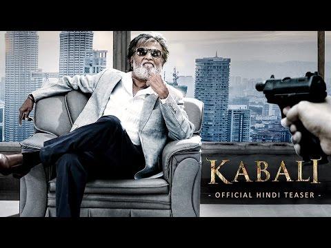 Kabali Movie | Official Hindi Teaser | Rajinikanth | Radhika Apte | Pa Ranjith