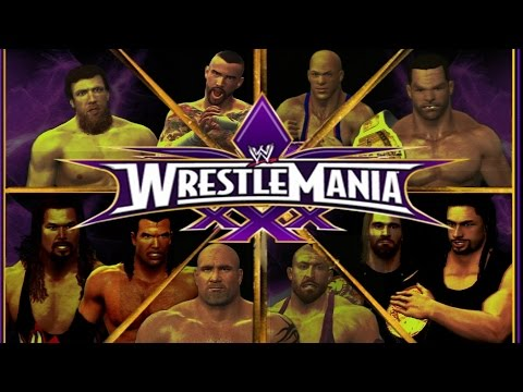 Xxx Mp4 WWE 2K14 Wrestlemania 30 Custom Matches Promos Part 1 3gp Sex