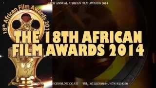 18th AFRICAN FILM AWARDS UK 2014 Afro Hollywood Awards @ The Odeon Cinema on Thur/6th/Nov