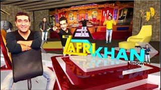 The Zafri Khan Show- Special Eid ul Azha Special Show- Episode 9 - ( part 3 ) - Zafri Khan ZkP