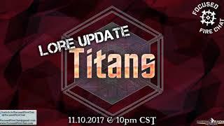 FFC Podcast - Ep 108: Titans (11.10.2017)