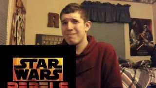 Star Wars Rebels 2x18 - The Forgotten Droid - REACTION!!