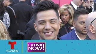 Latinx Now! | ¿Por qué Luis Coronel pensó que estaba soñando? | Telemundo