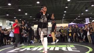 Les Twins x Fik-Shun CLOSEUP WOD LA 2016